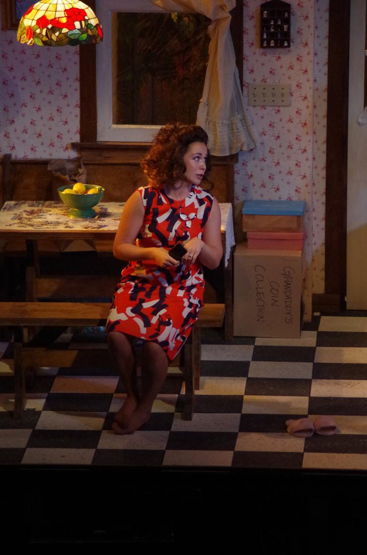Crimes of The Heart , Bristol Valley Theatre, 2017. Dir. Benjamin Viertel.