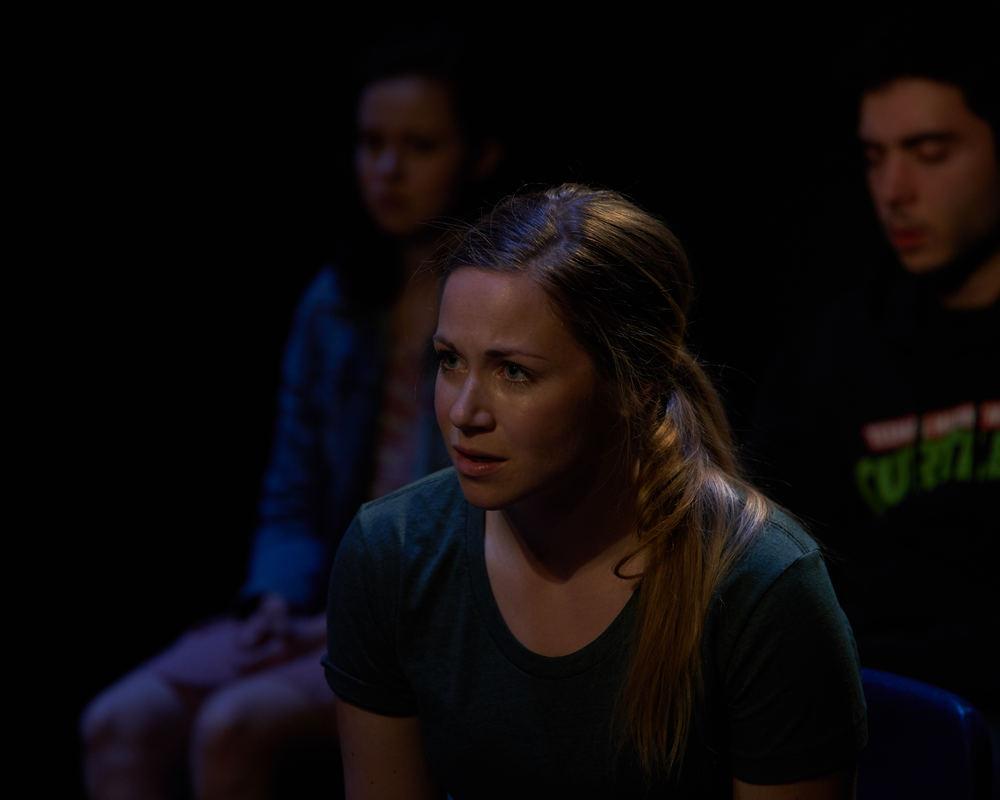 Antigone,  Random Access Theatre, 2017. Dir. Victoria Teague.