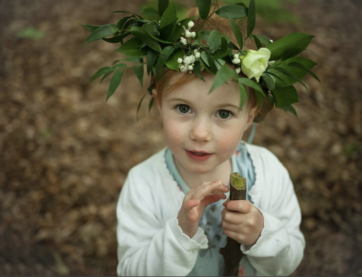 Copy of creative family photography in Derbyshire