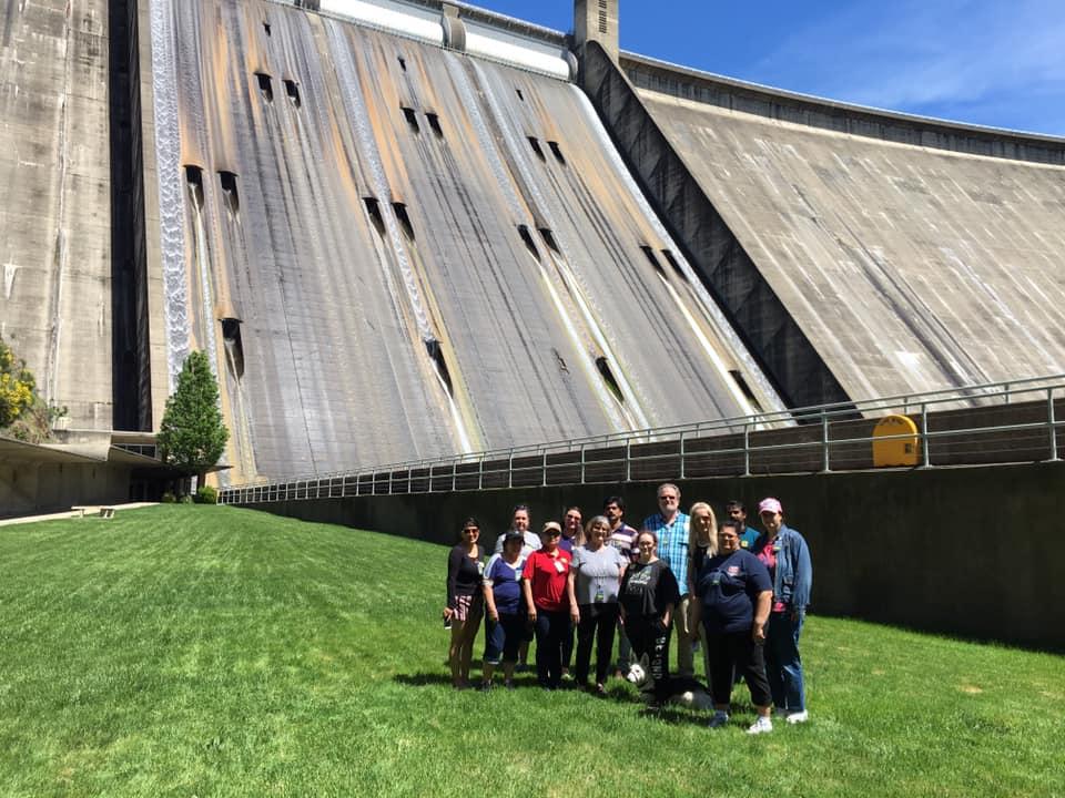 Shasta Dam Tour