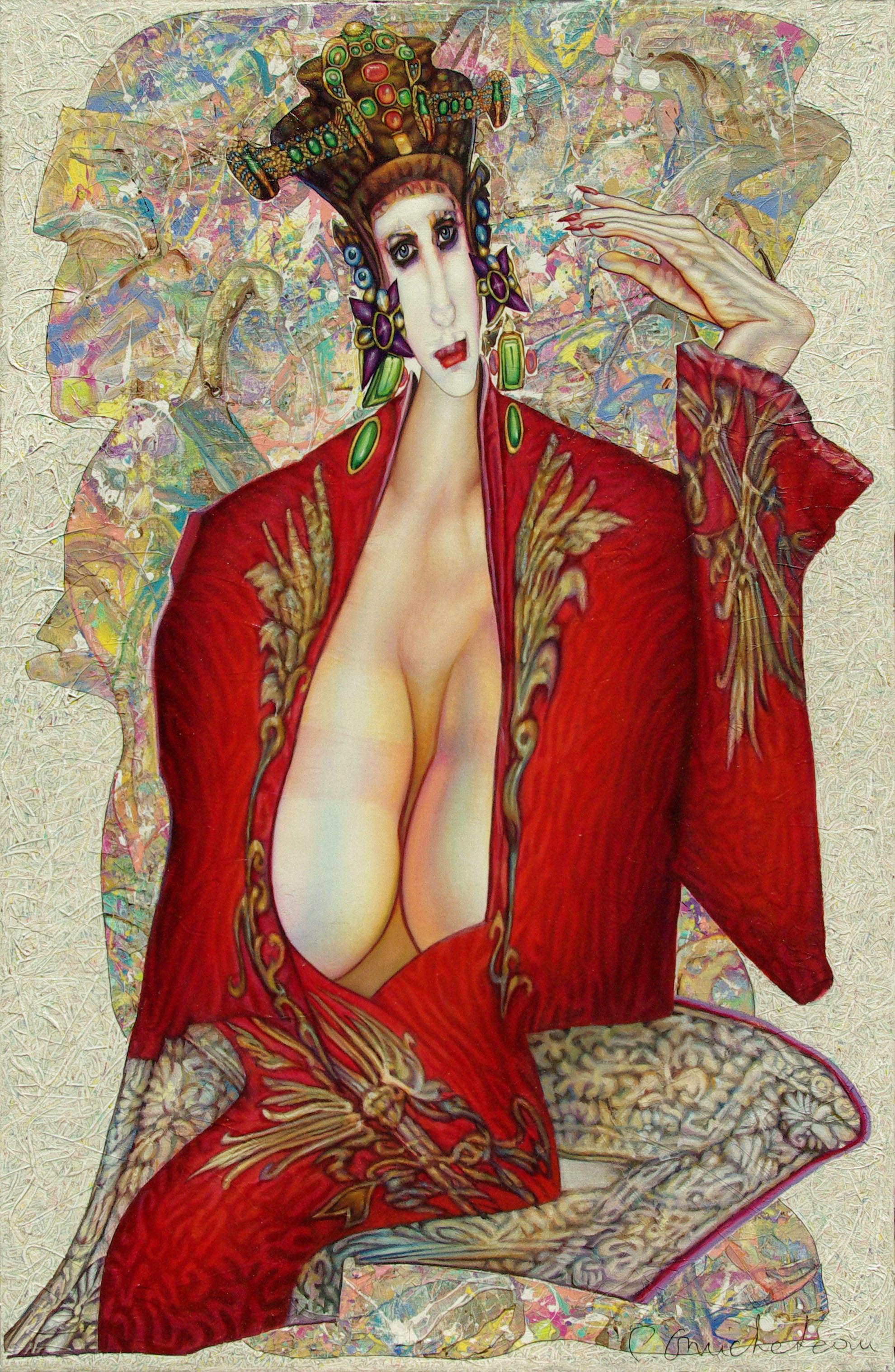 Red Queen (100x65)
