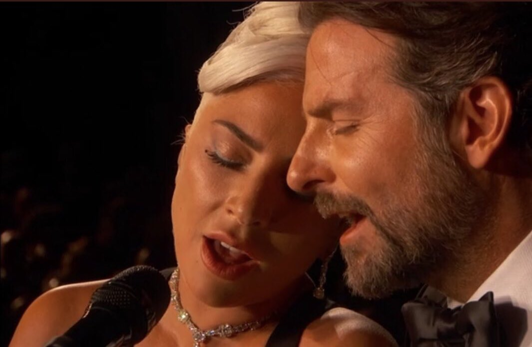 I want to squeeze in between them on the piano bench and absorb this love.