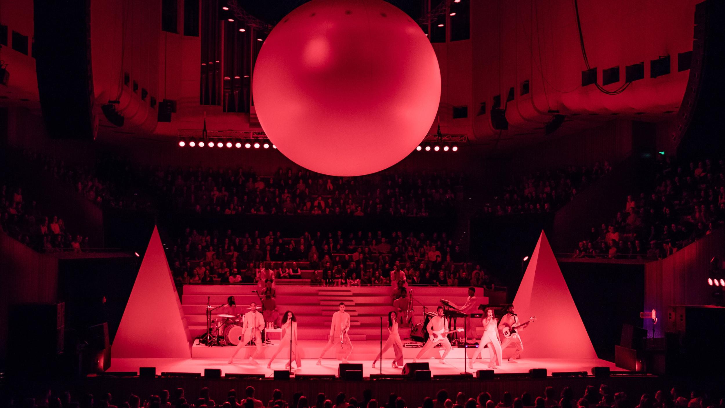 Solange Knowles Concert, Sydney Opera House