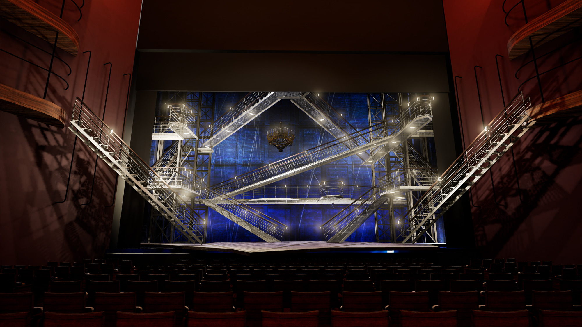 Titanic (Broadway and Seoul)