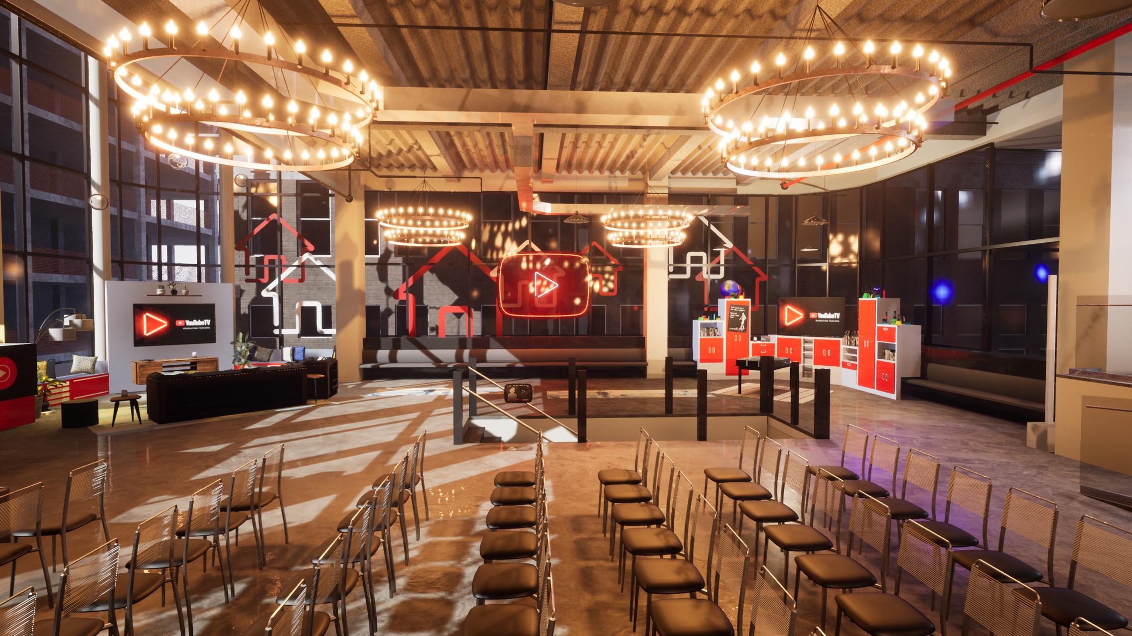 YouTube Unboxed 2019 | The Mezzanine FiDi | New York