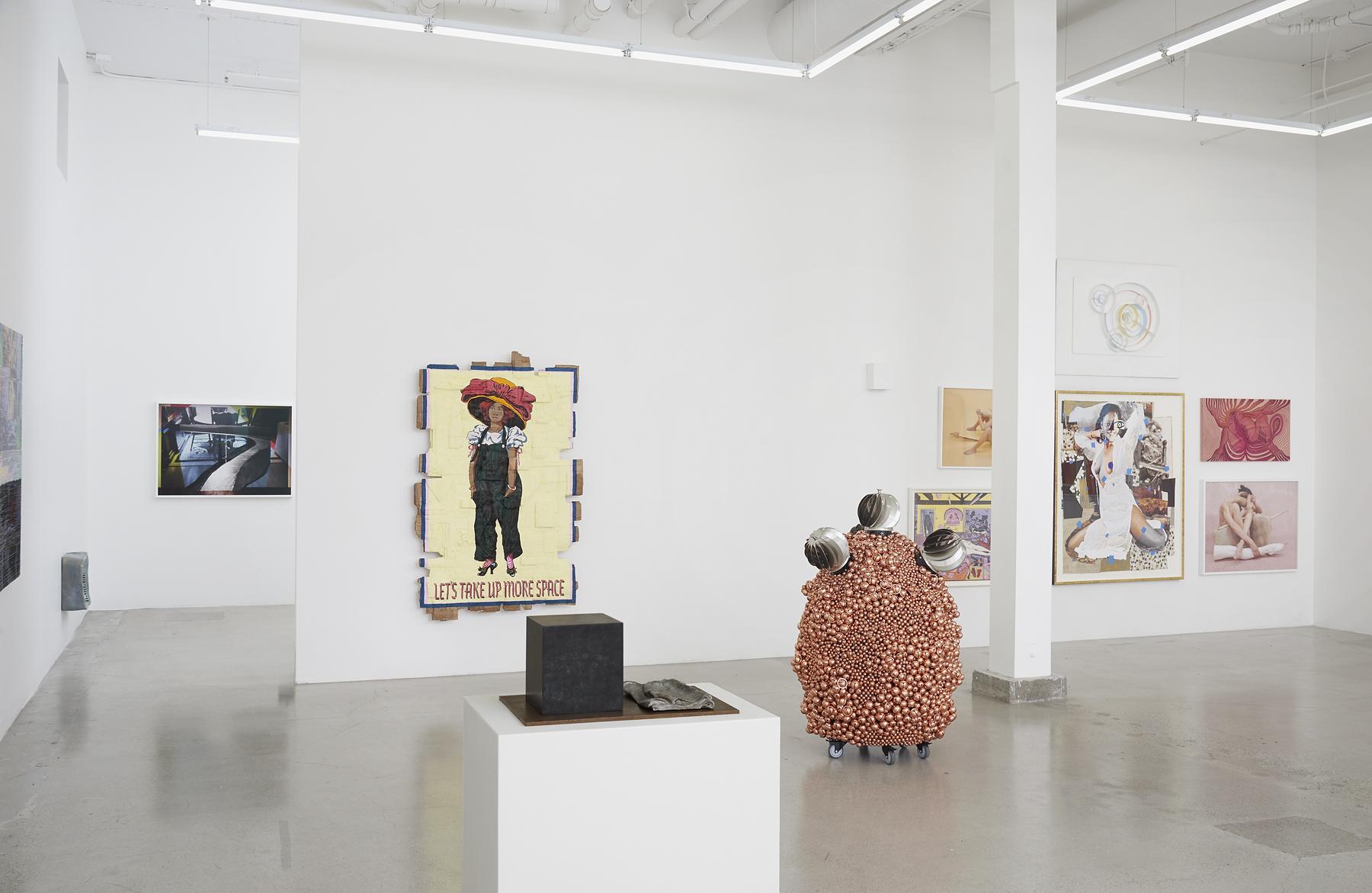 Kinship, 2018_Jessica Silverman Gallery, Installation view 13.PRS.jpg