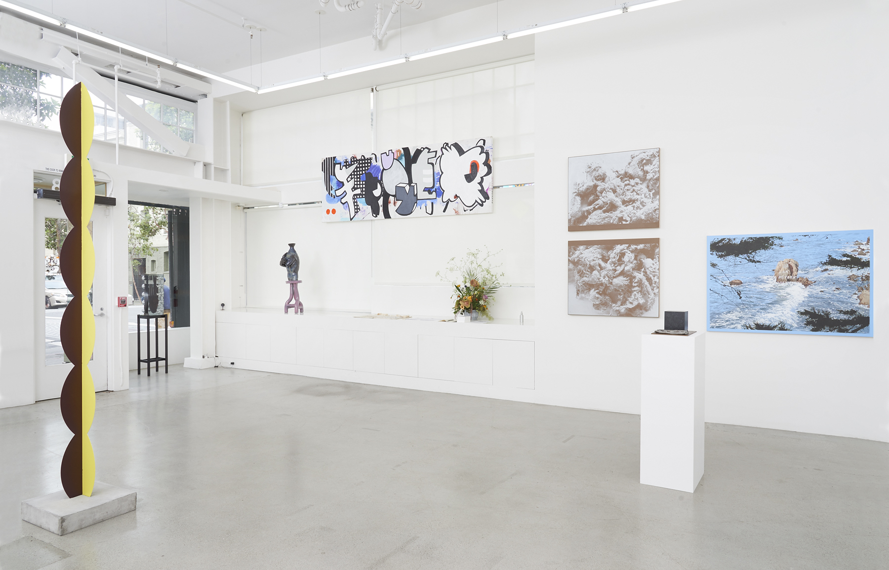 Kinship, 2018_Jessica Silverman Gallery, Installation view 05.PRS.jpg