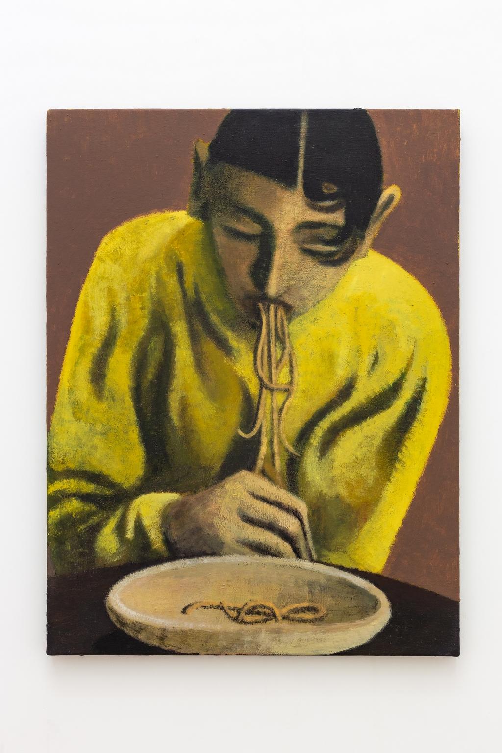 Lenz Geerk,  Spaghetti