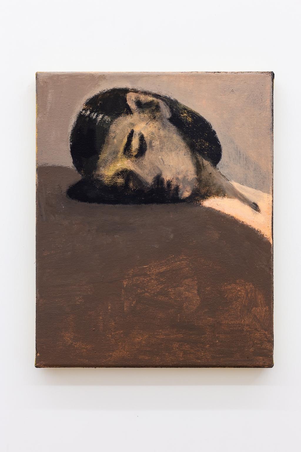 Lenz Geerk,  Table Portrait