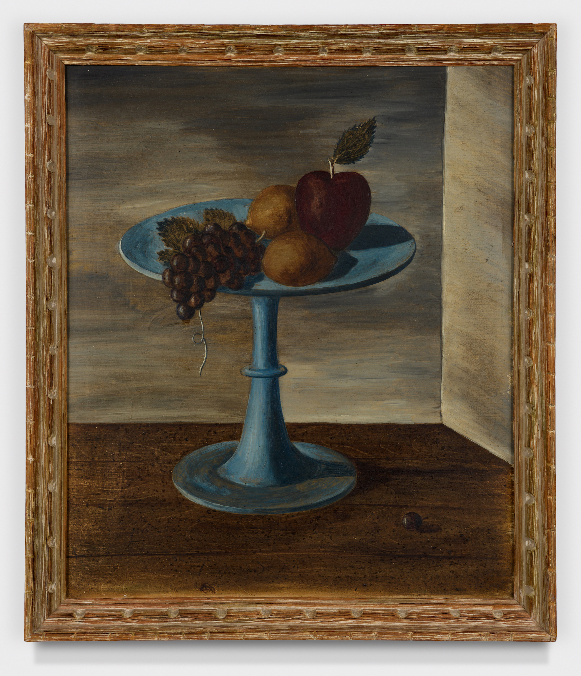 Title Unknown , n.d., Oil on board, 12 × 10 inches (unframed); 13 1/4 × 11 1/2 inches (framed)