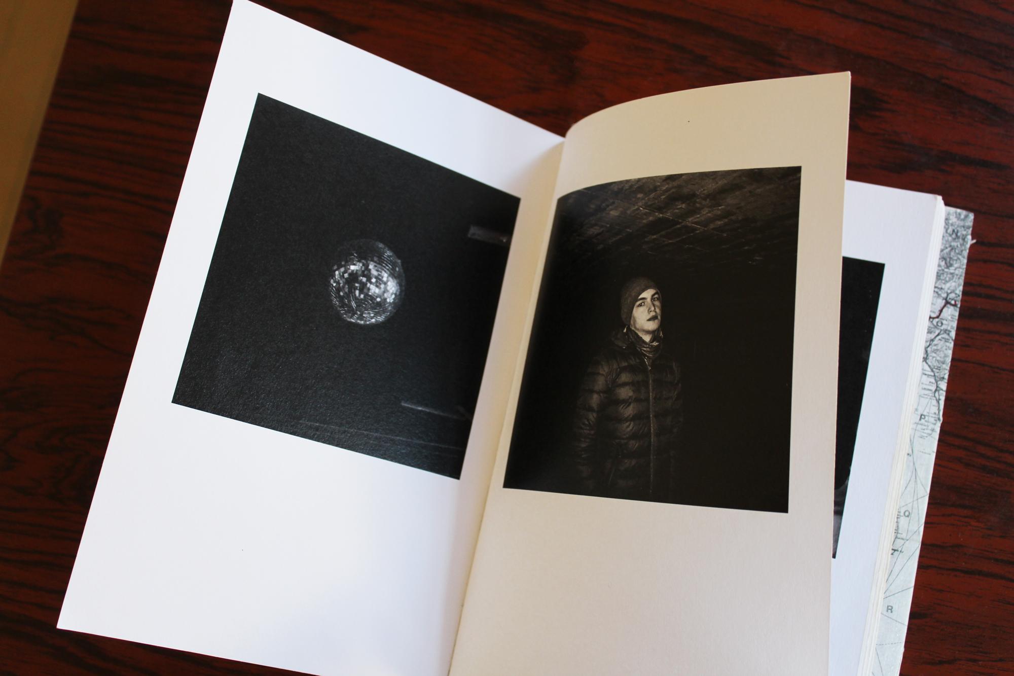 Karim El Maktafi,  Hayati , 2017, Photobook, 92 pages