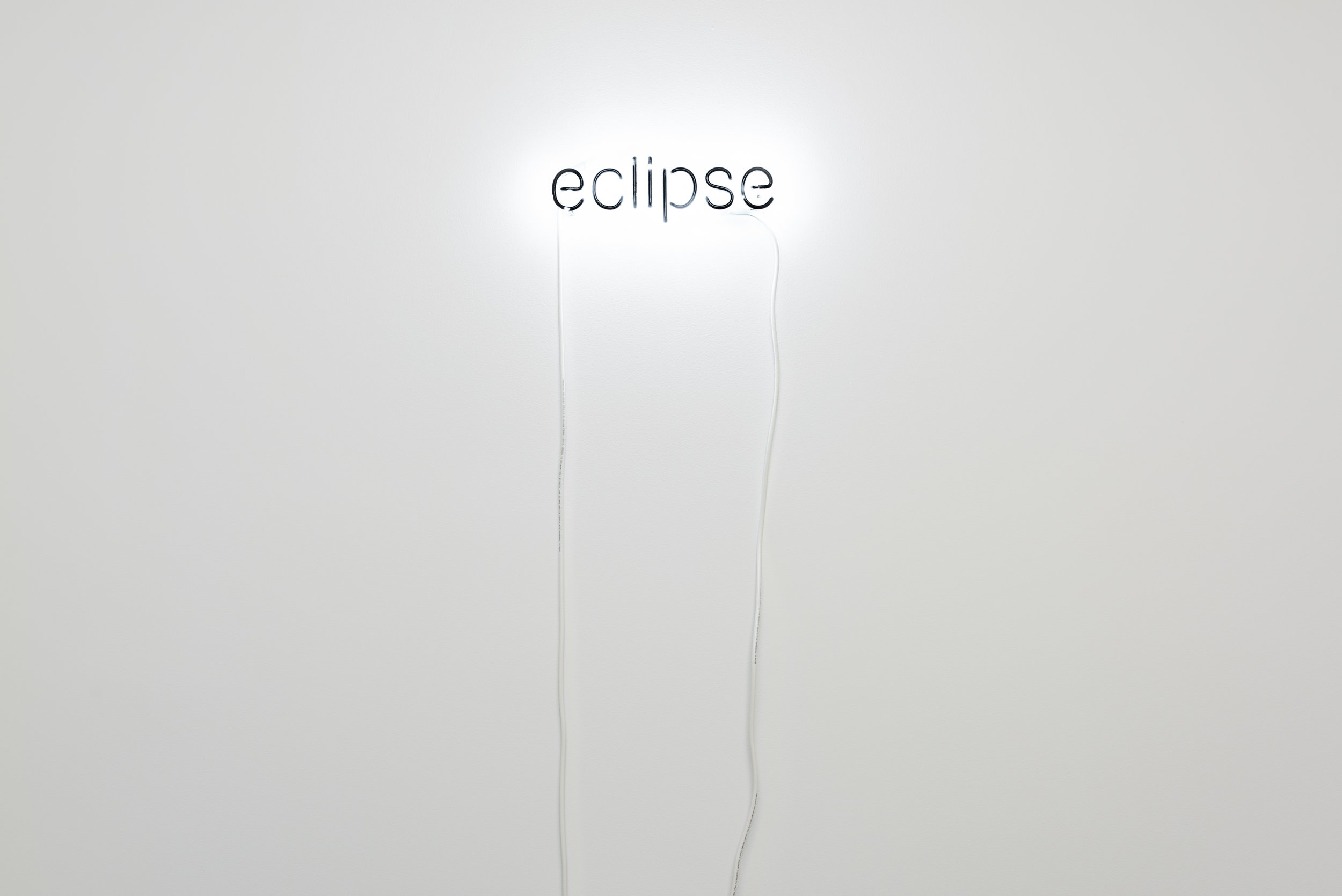 Cerith Wyn Evans,  Eclipse