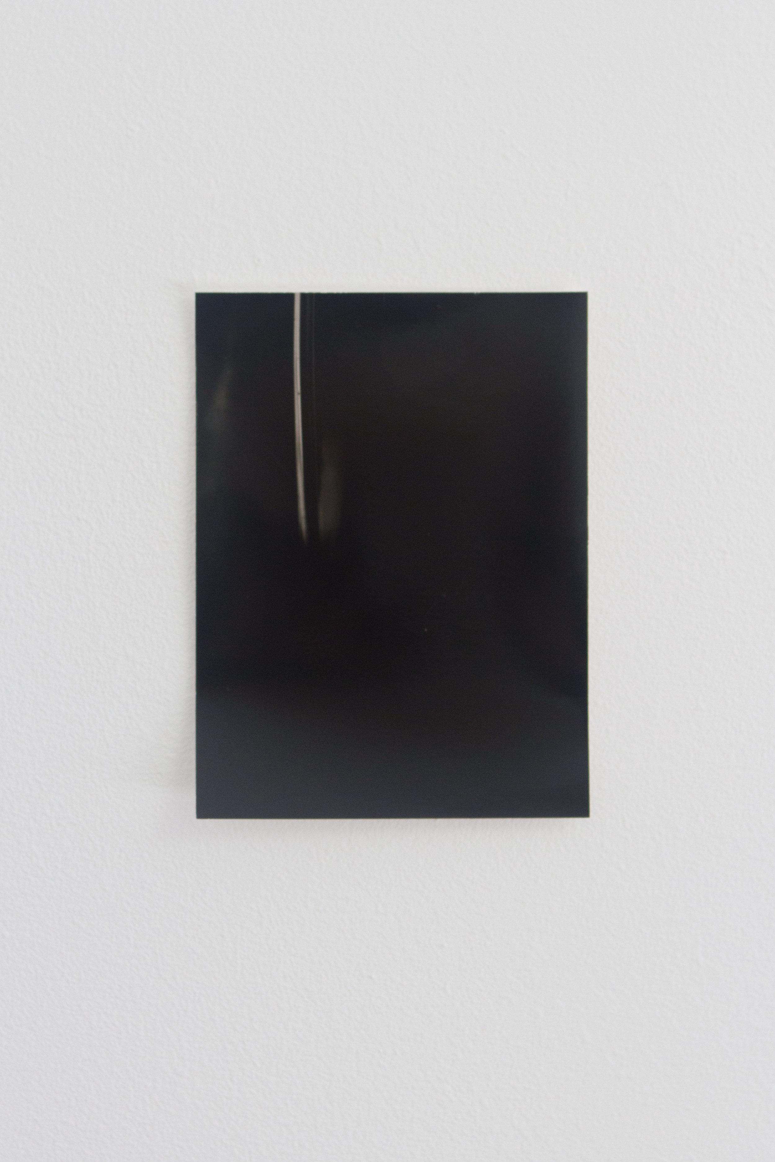 Jason Hendrik Hansma,  Escliz I, II,  2018, Two silver gelatin prints, 12.3 x 13 cm, 9.5 x 12.8 cm