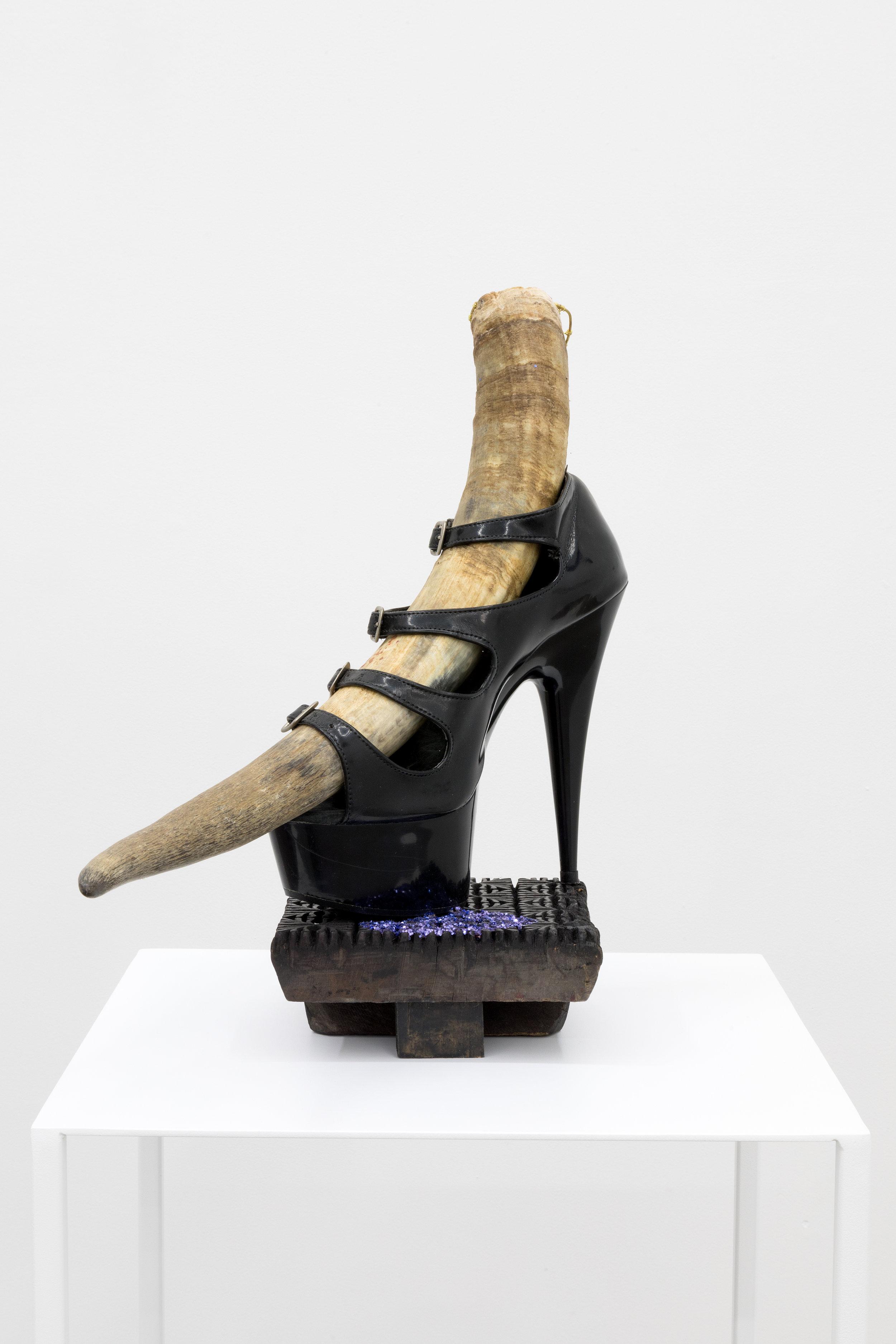 Genesis BREYER P-ORRIDGE,  Shoe Horn #4