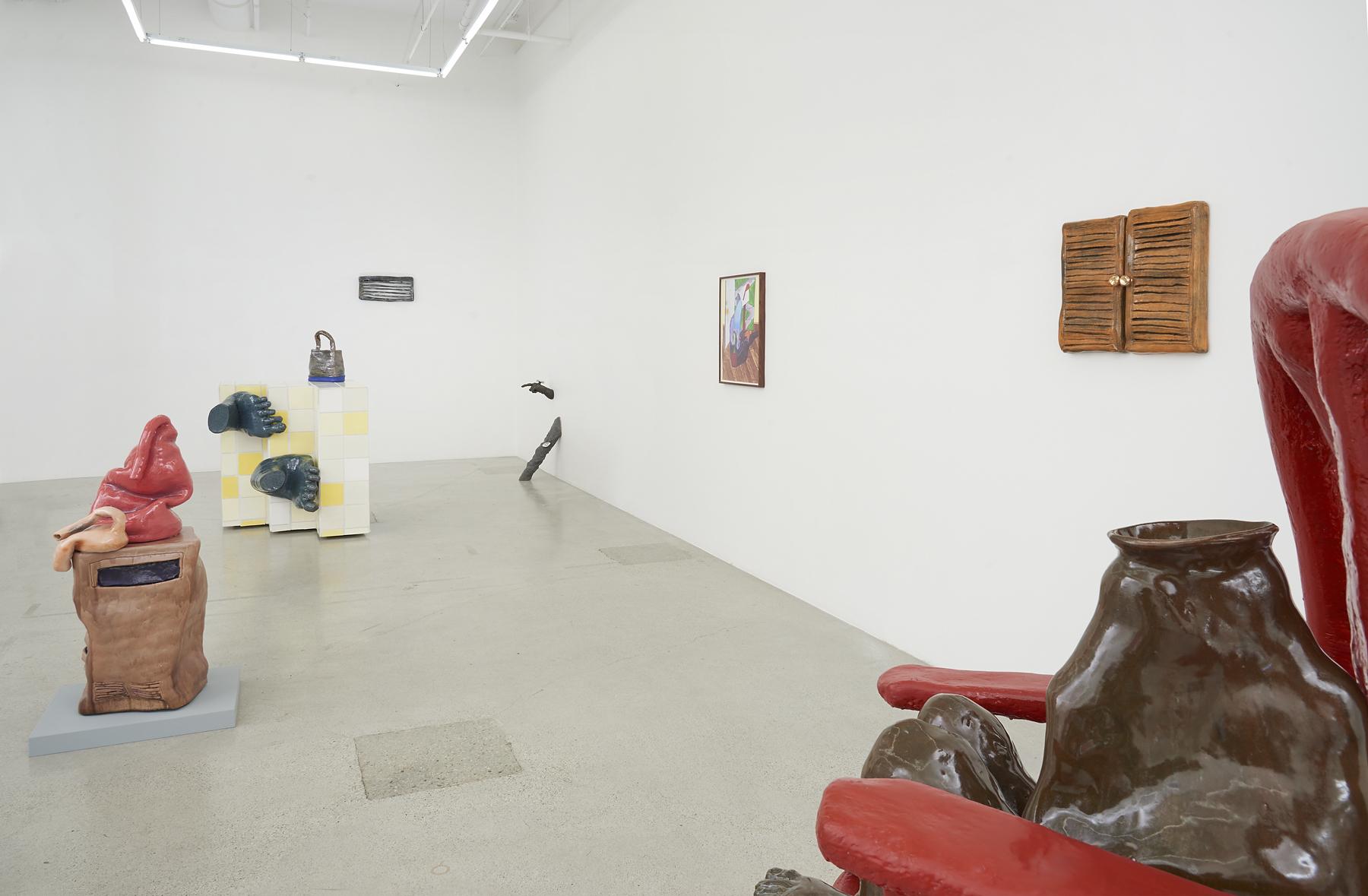 Othello_Living Room, 2018_Jessica Silverman Gallery_Installation view 02.PRS.jpg