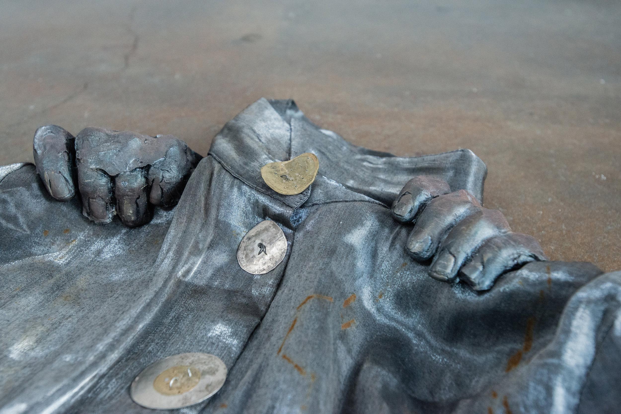 Jenine Marsh,  contortion (steel)