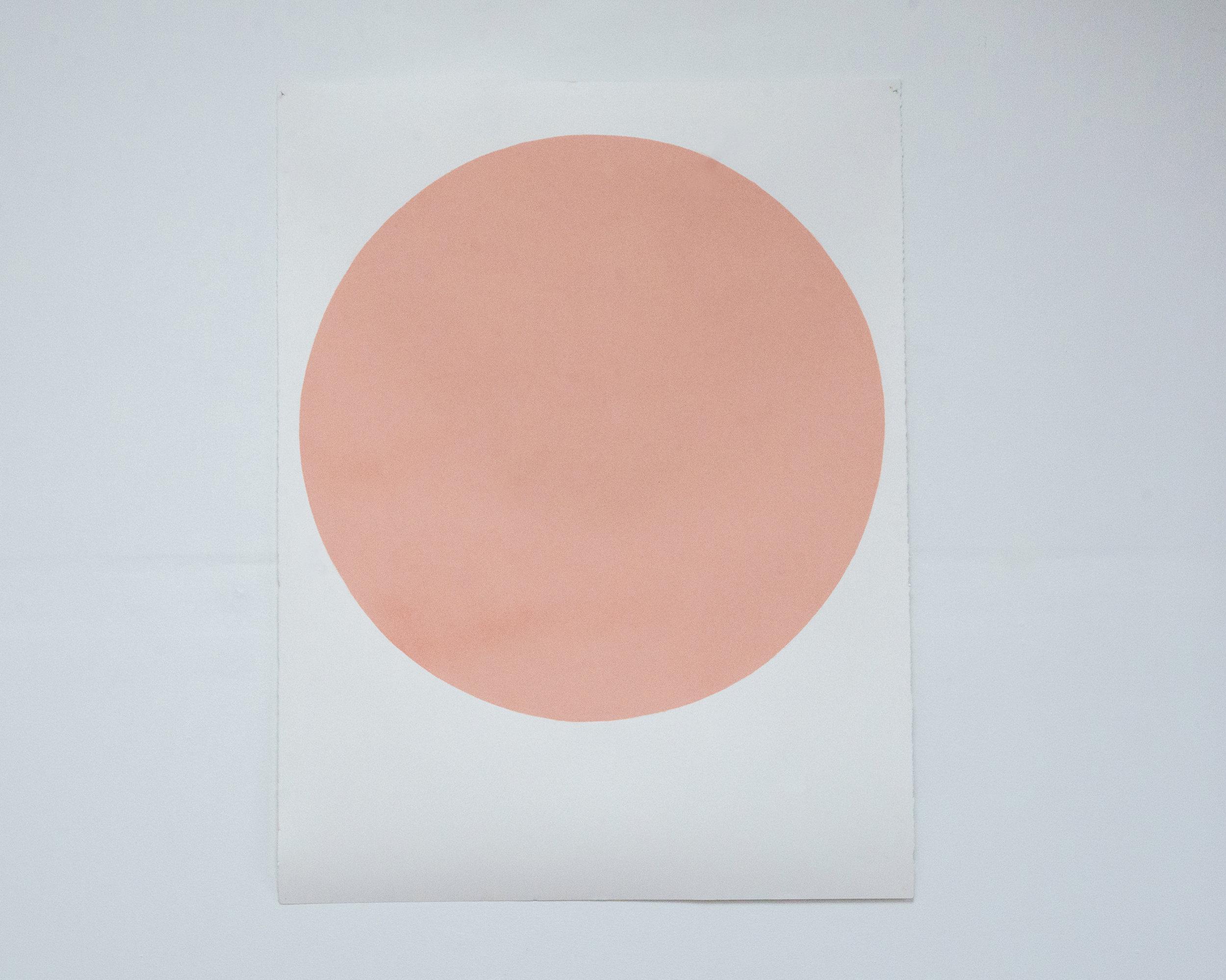 Margrethe Aanestad,  Eternal V , 2019. Pastel pencil on paper. 50x38 inches