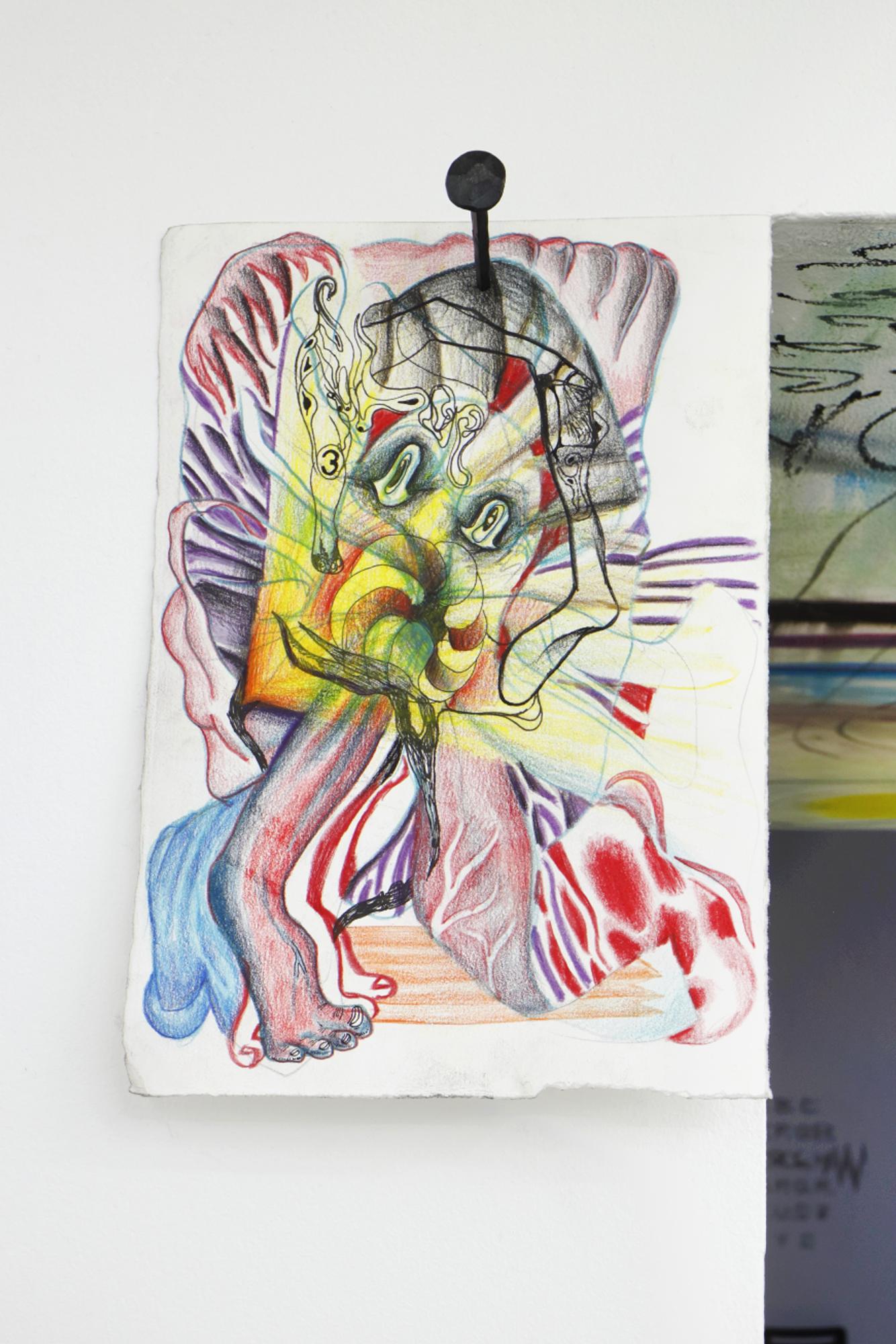 """Bora Akinciturk, Jaakko Pallasvuo, Viktor Timofeev, Evita Vasiļjeva, """"A Very Small Window"""", 2019, mixed medi"""