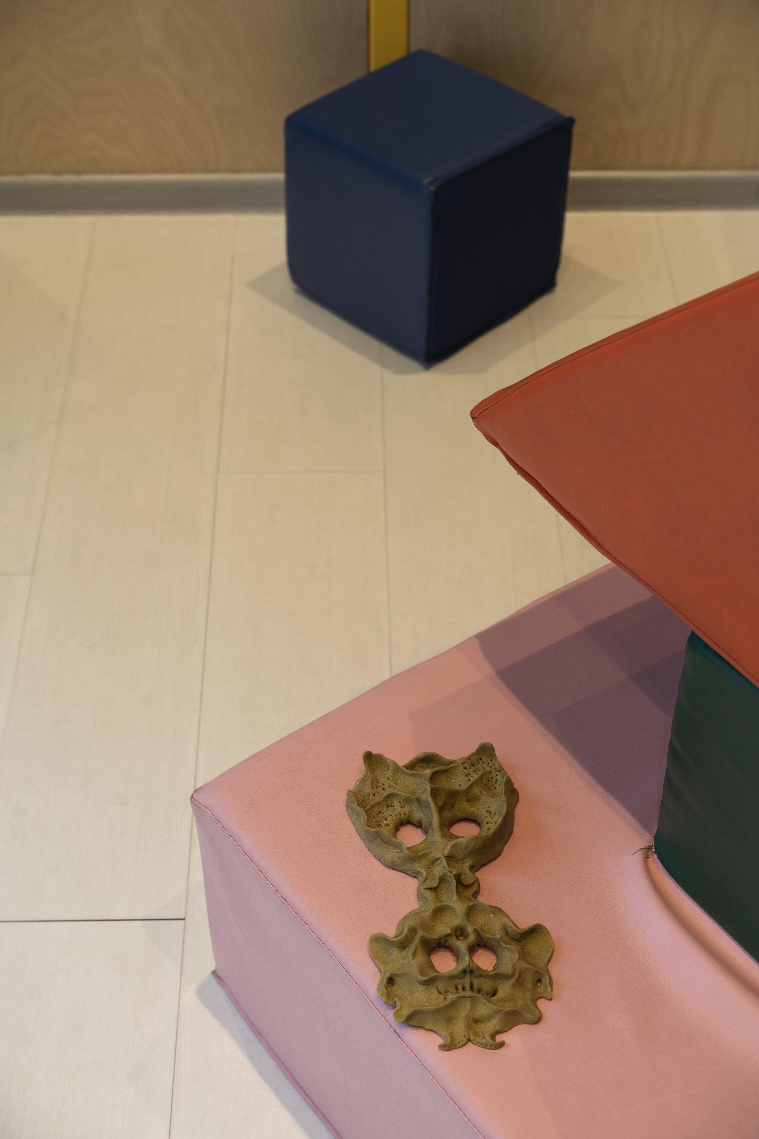 Visitor (O) by Pasha Bezor and Pasha Blagoveshchensky, 2019