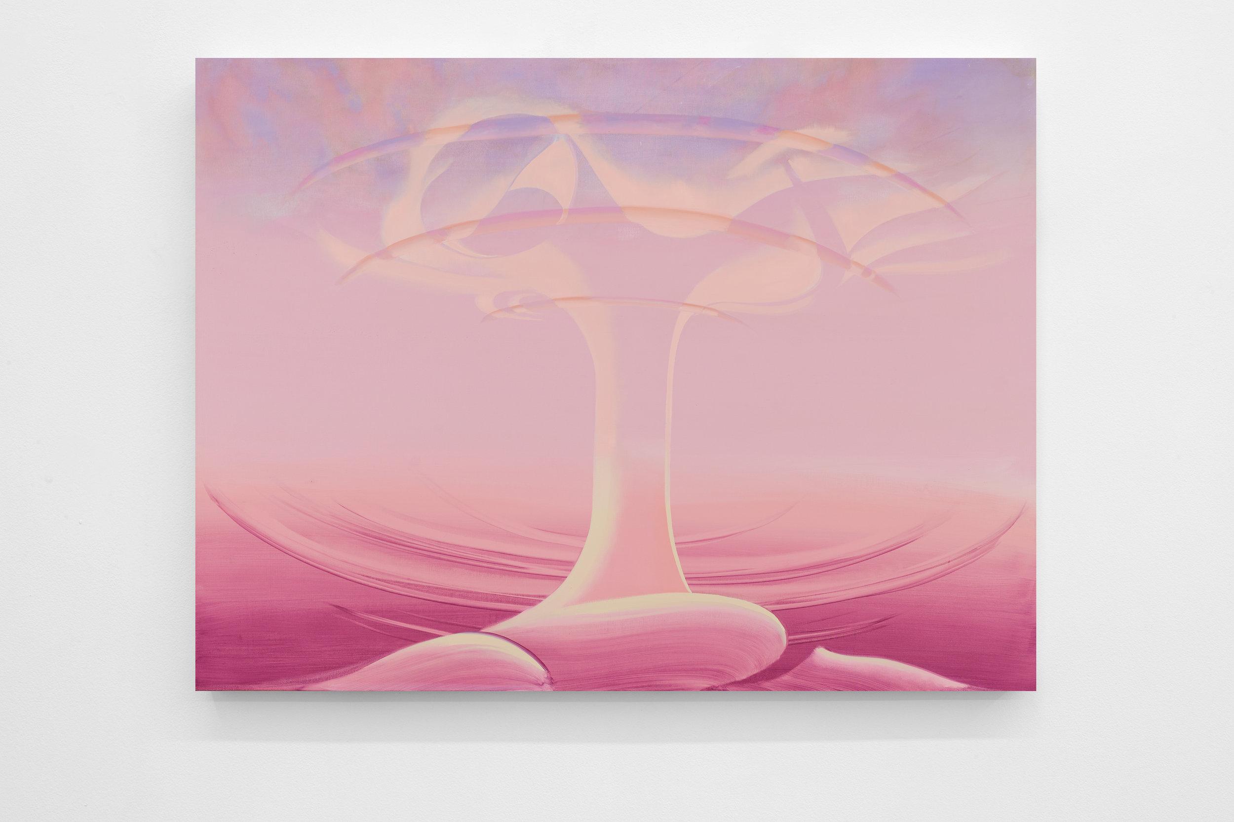 Anders Oinonen,  Sulo , 2019, Oil on canvas, 75 x 96 in