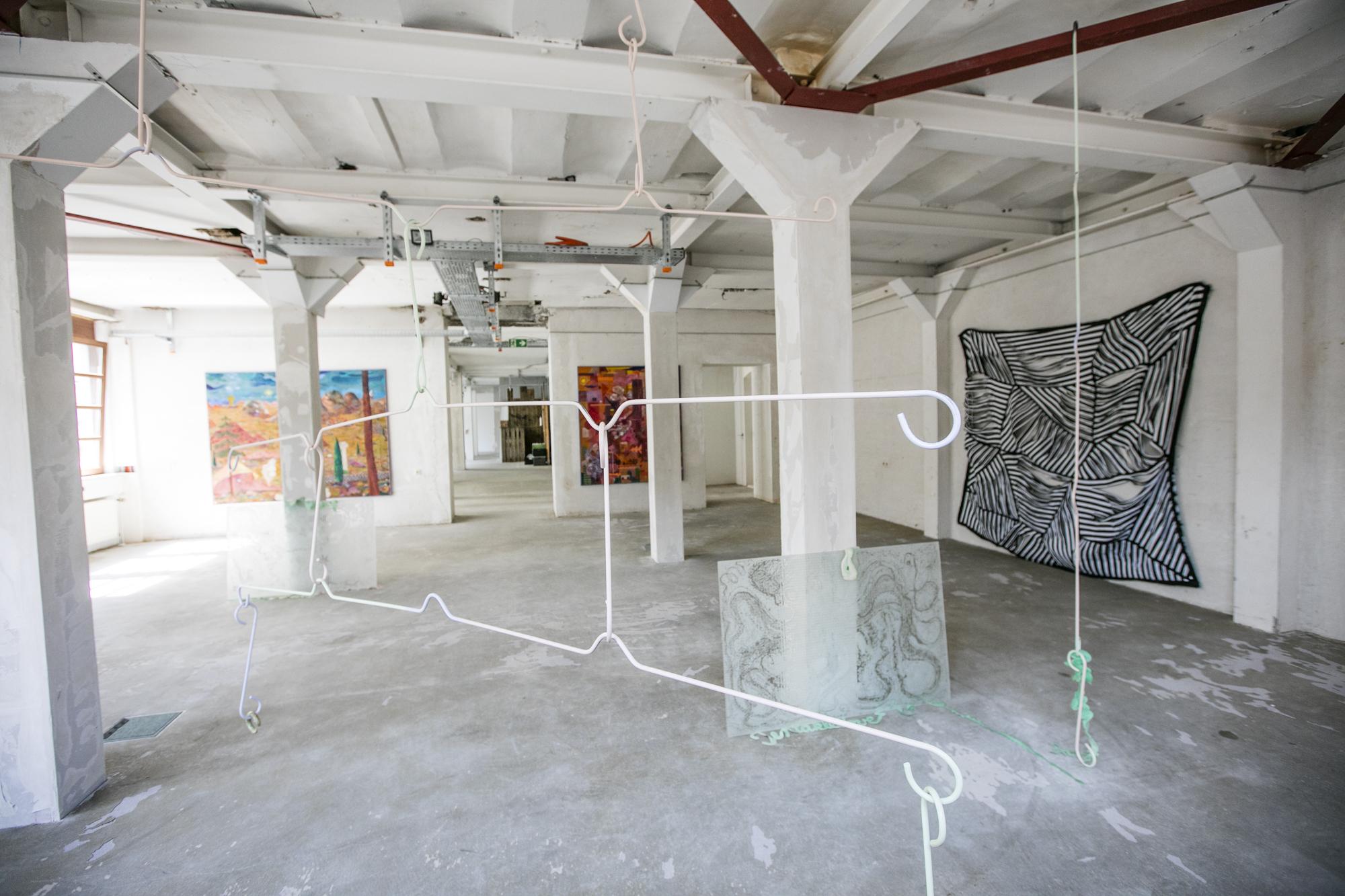 Ulrike Buck: Bauhaus Octopus X