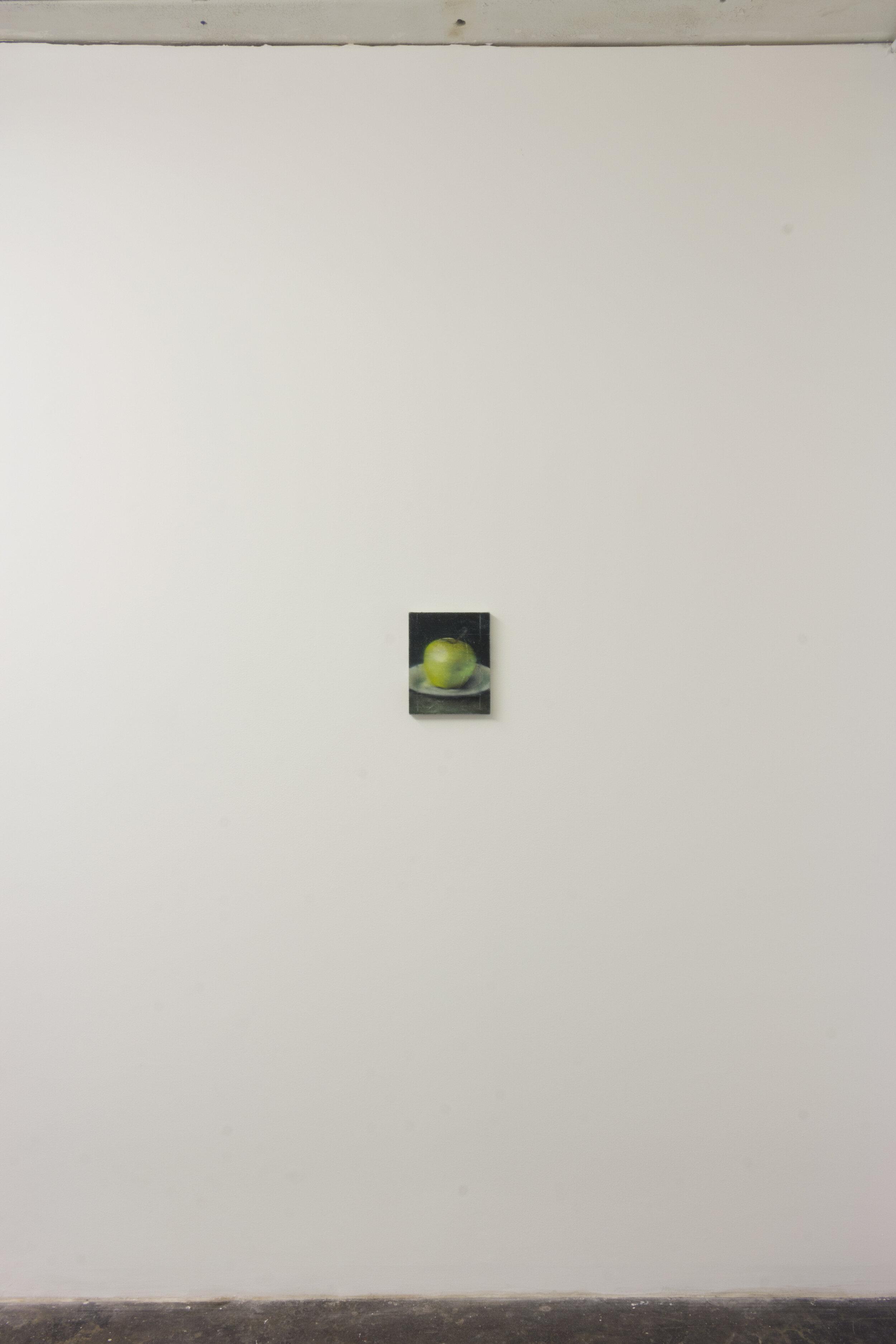Untitled, Oil on Canvas, 2018-2019, 10''X8' instal.jpg