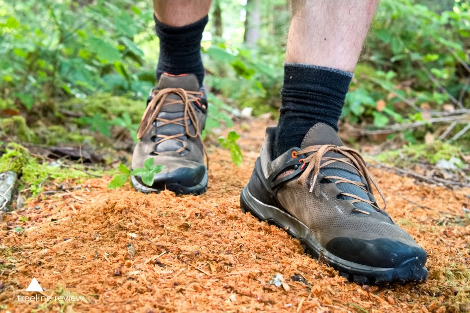 The Best Shoe for Traction - Salewa Wander HikerRead why→
