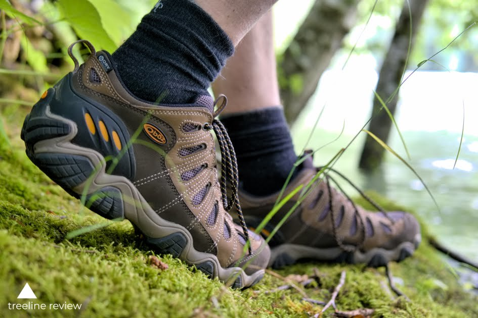 The Best Rugged Terrain Shoe - The Oboz SawtoothRead why→