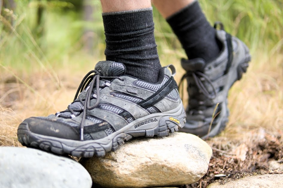 Best Budget Hiking Shoe - Merrell MoabRead why→