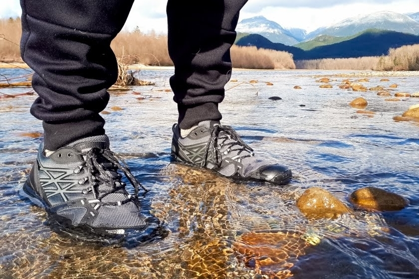 The Nimblest Hiking Shoe - Read why→