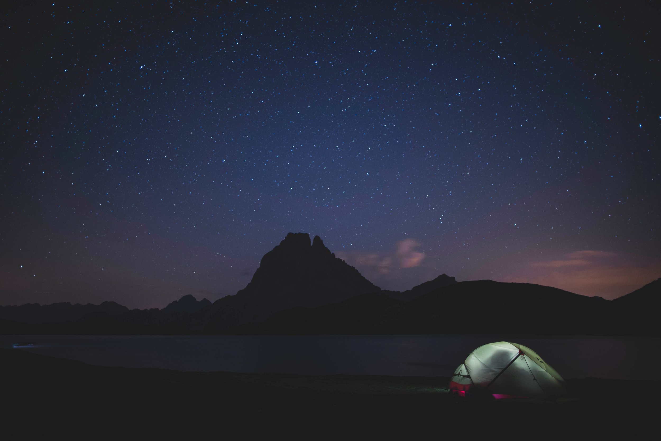 The BEST LUXURY TENT - MSR Hubba Hubba NXRead why→