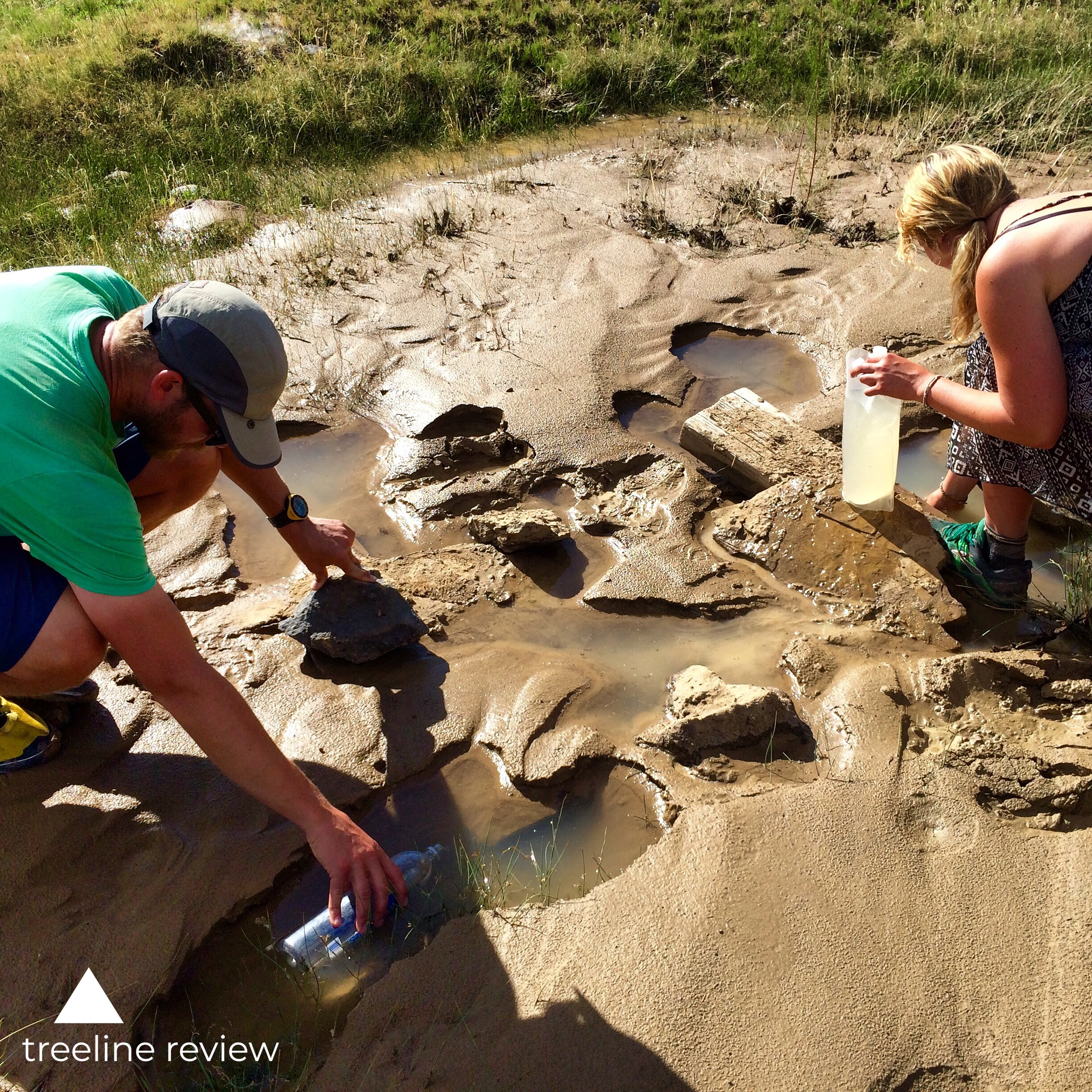 Best Water Filter for Lakes and Puddles - MSR TrailshotRead why→