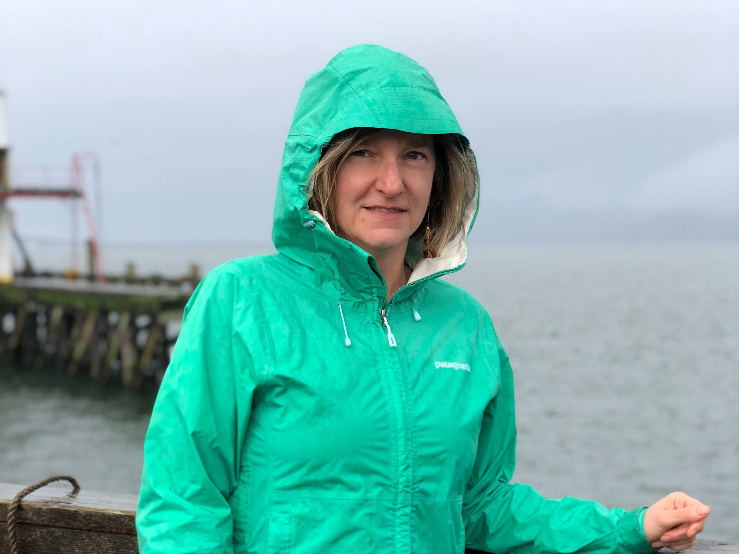 The Eco-Friendly Rain Jacket - Patagonia TorrentshellRead why→