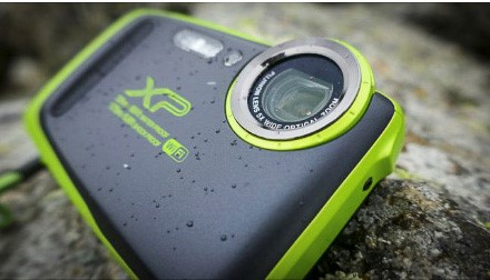 The Best budget tough camera - Fujifilm FinePix XP130Read why →
