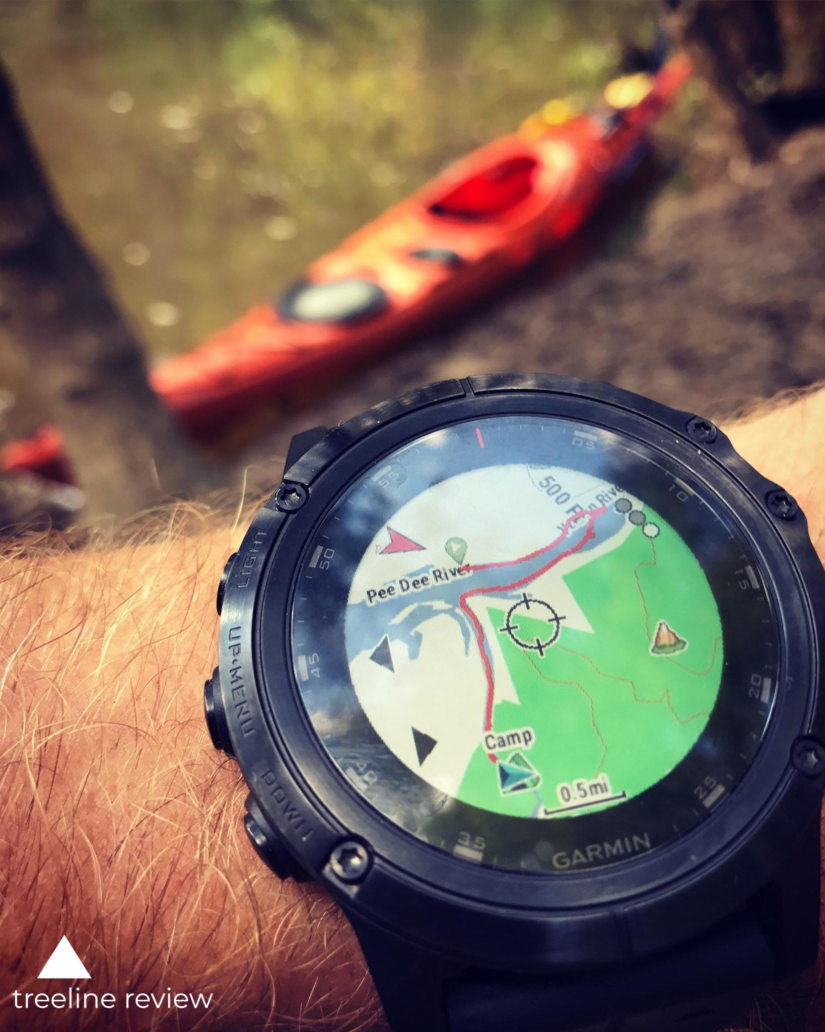 Best Upgrade altimeter Watch - Garmin Fenix 5X PlusRead why→