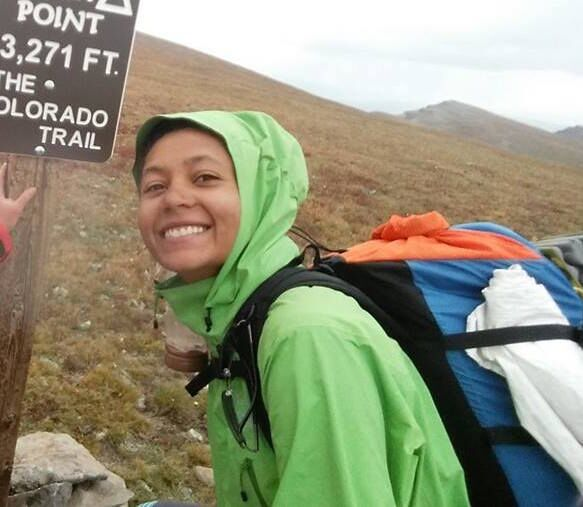 A pack liner can keep your clothing and pack contents dry in all weather.   Photo courtesy Amanda Jameson.