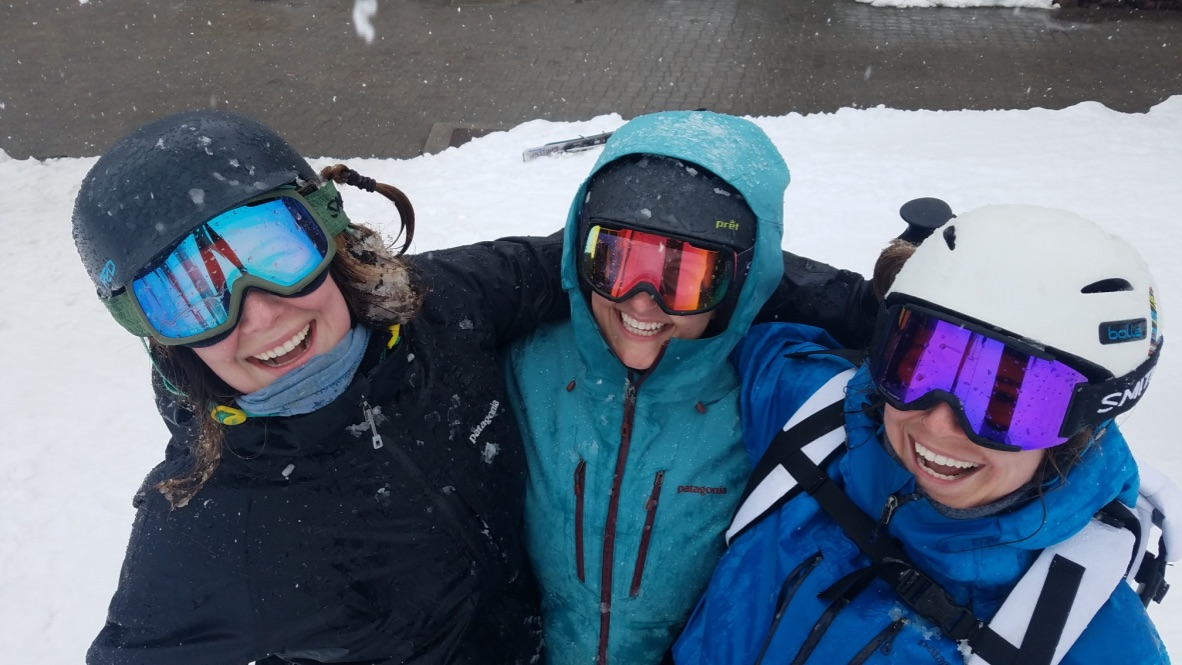 The Smith I/O is the gold standard for ski goggles.