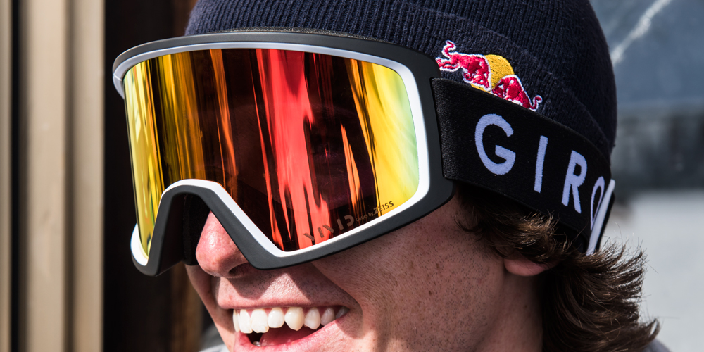 The Giro Blok is our budget pick for best ski goggles.