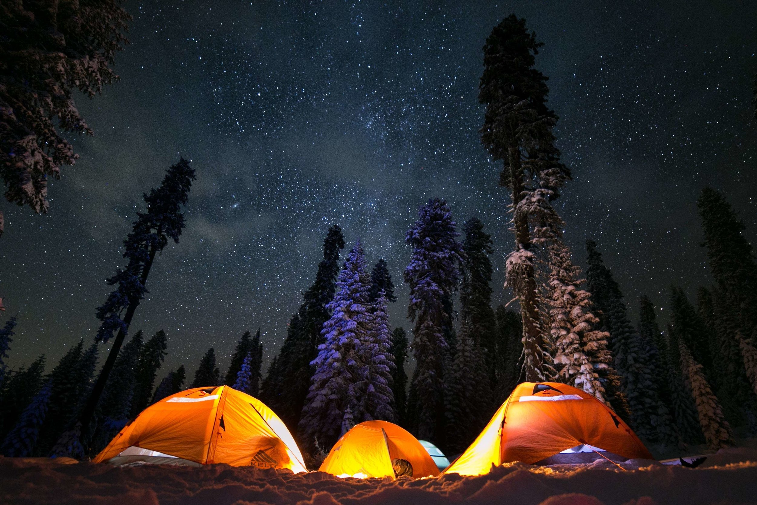 Choosing the right tent can mean the difference between happy campers who are dry and having fun and wet, disgruntled campers who just spent 2 hours trying to set up the tent. We give you the tools to be in the first group.   Photo by    Cameron Vaughan    on    Unsplash