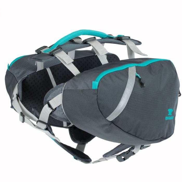 Mountainsmith's K-9 pack-Best Dog Daypack and Budget Pick-shown here.