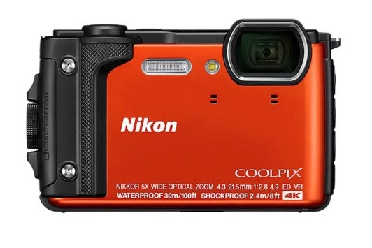 Runner-Up Best Waterproof Camera - Nikon CoolPix W300Read why→