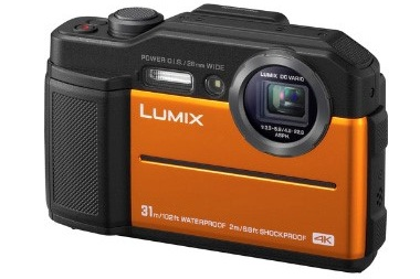 camera with electronic viewfinder - Panasonic Lumix DC-TS7Read why →