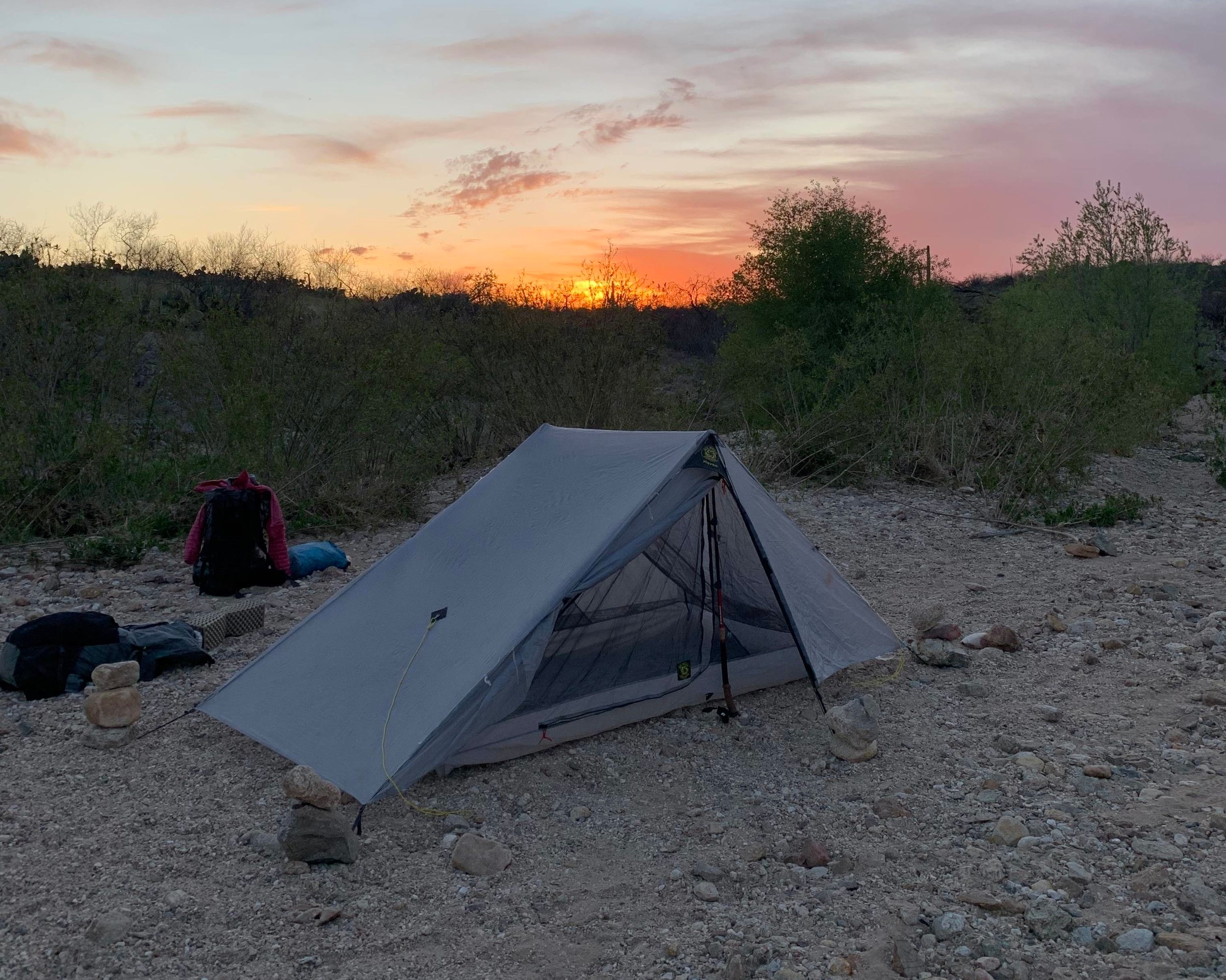 Backpacking Tent - Six Moon Designs HavenRead why→
