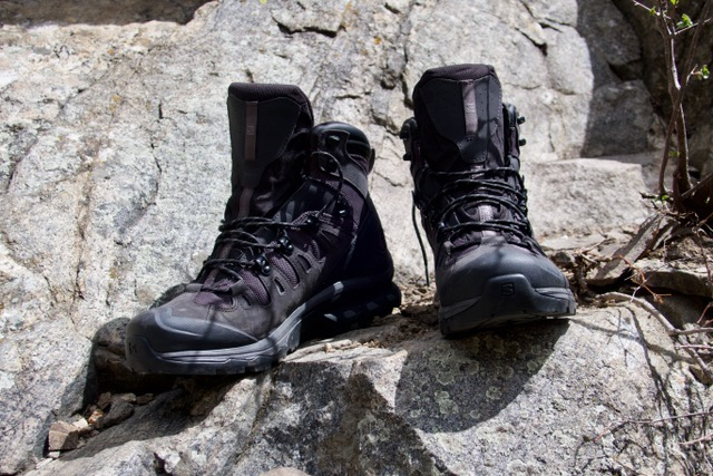 The Best Hiking Boots - Salomon Quest 4D 3 GTXRead why→