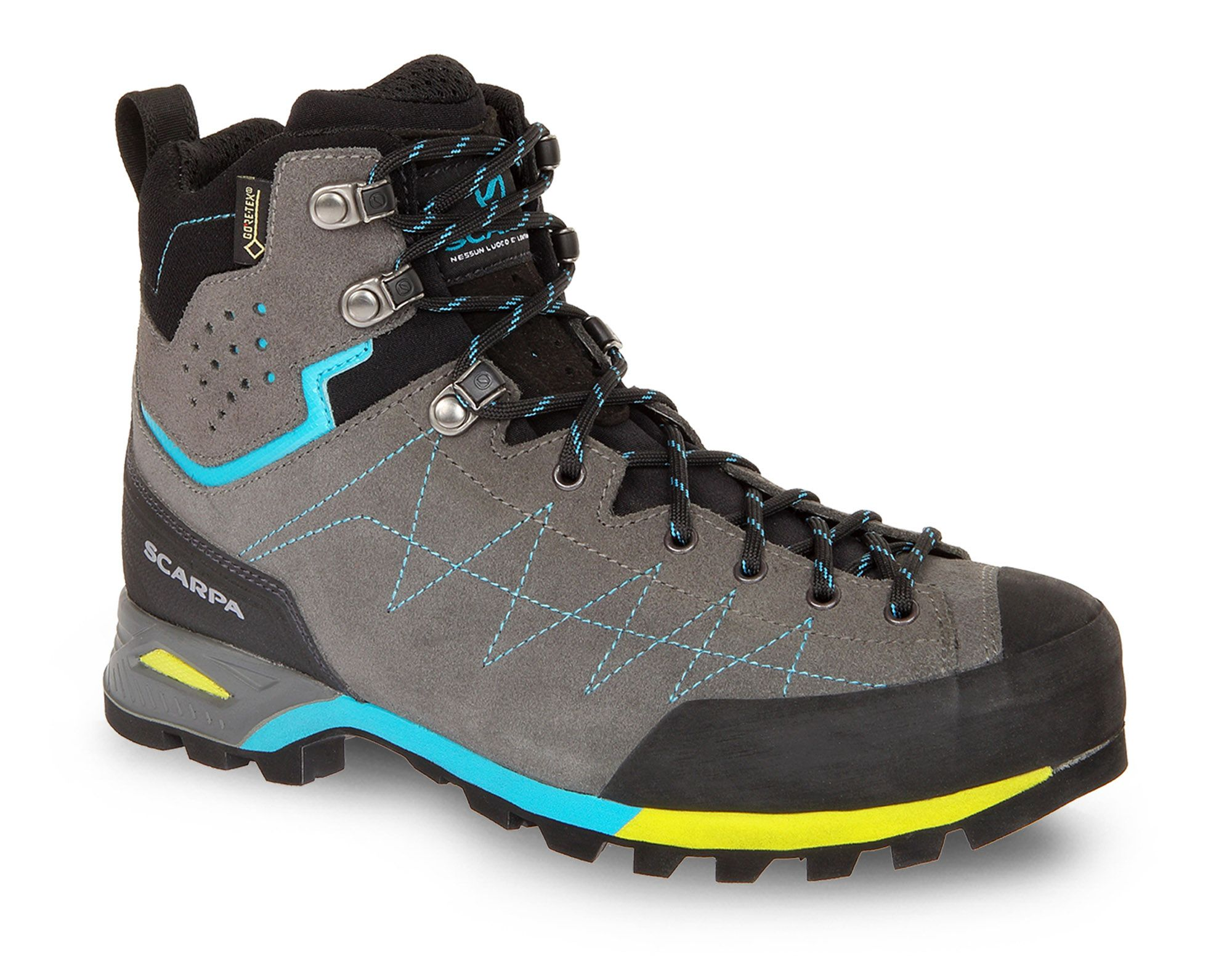 The burly Scarpa Zodiac Plus GTX is our upgrade pick for hiking boots.