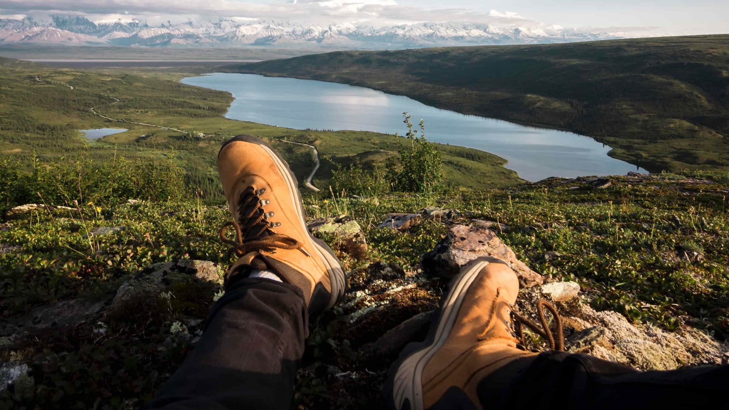 Hiking boots are some of the most important pieces of equipment we have in our outdoor equipment.   Photo by    Steve Halama    on    Unsplash