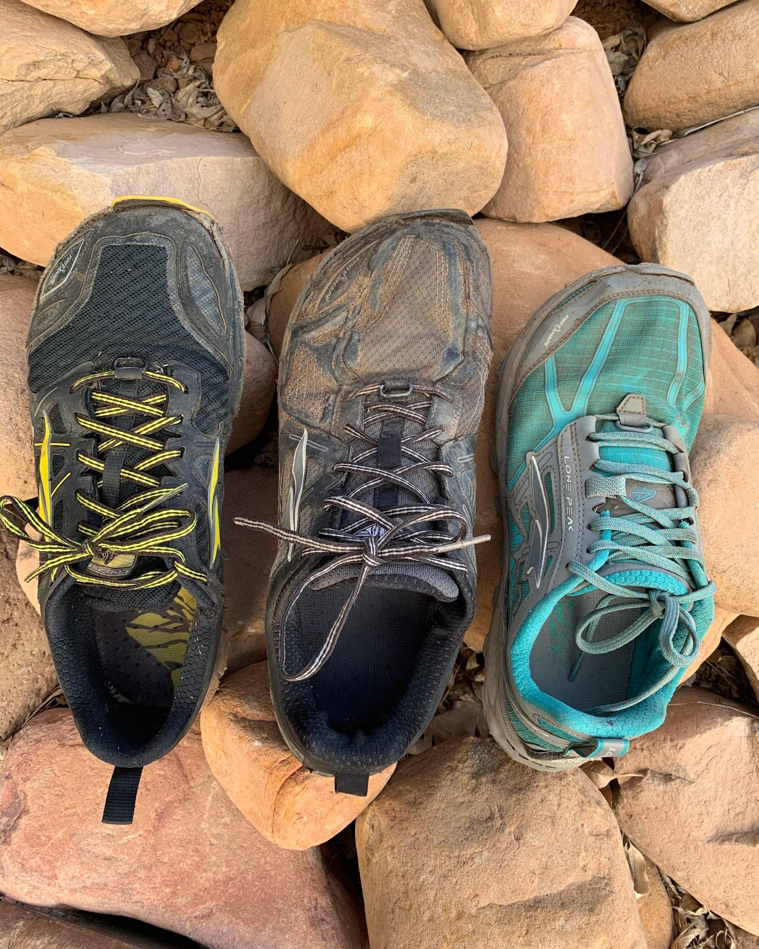Hiking Shoes - Altra Lone Peak 4.0Read why→