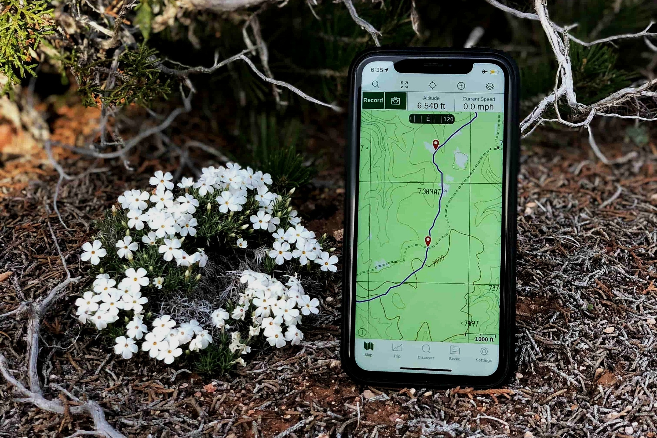 Iphone for Hiking - iPhone XR SmartphoneRead why→