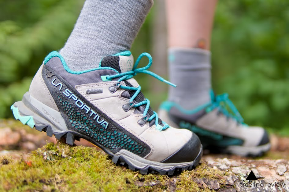 The La Sportiva Genesis are the best hiking shoes for most hikers.   Photo by Steve Redmond.