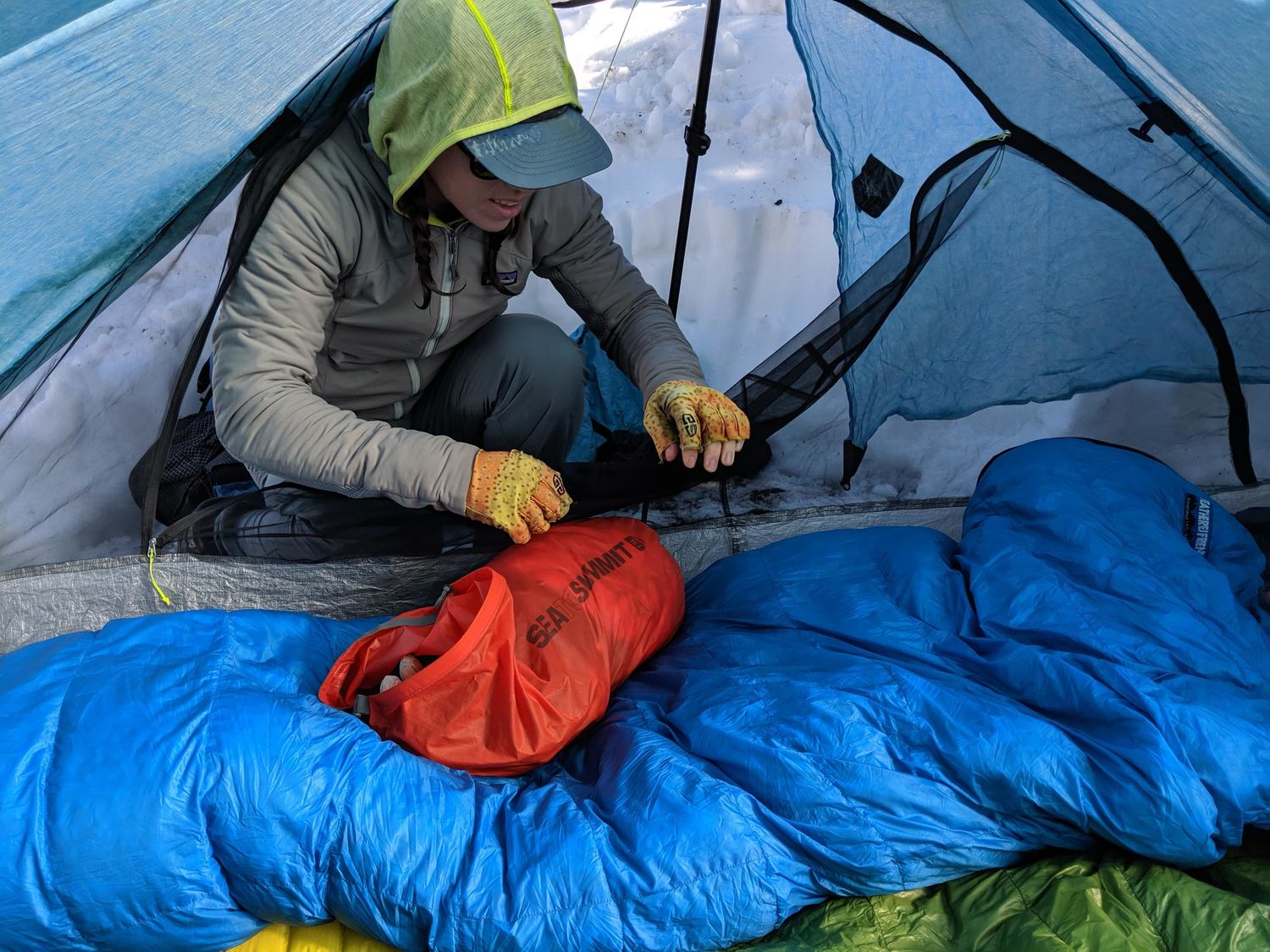 - Read the FUll Backpacking Sleeping Bag StorY